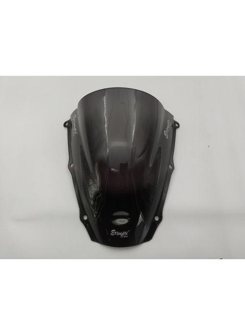 Universal Fairing Windshield Black Ermax - CBR600RR 2003-2004