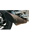 G&G GP slip-on exhaust Zwart Honda CB1000R Neo Sports 2018+