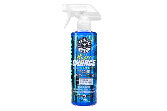 Chemical Guys - Hydrocharge High-Glos Hydrophobic SiO2 Ceramic Spray Coating - 473ml