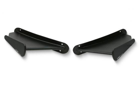 GP Winglets Ducati Panigale V4 V4S - Carbonfiber - CNC Racing