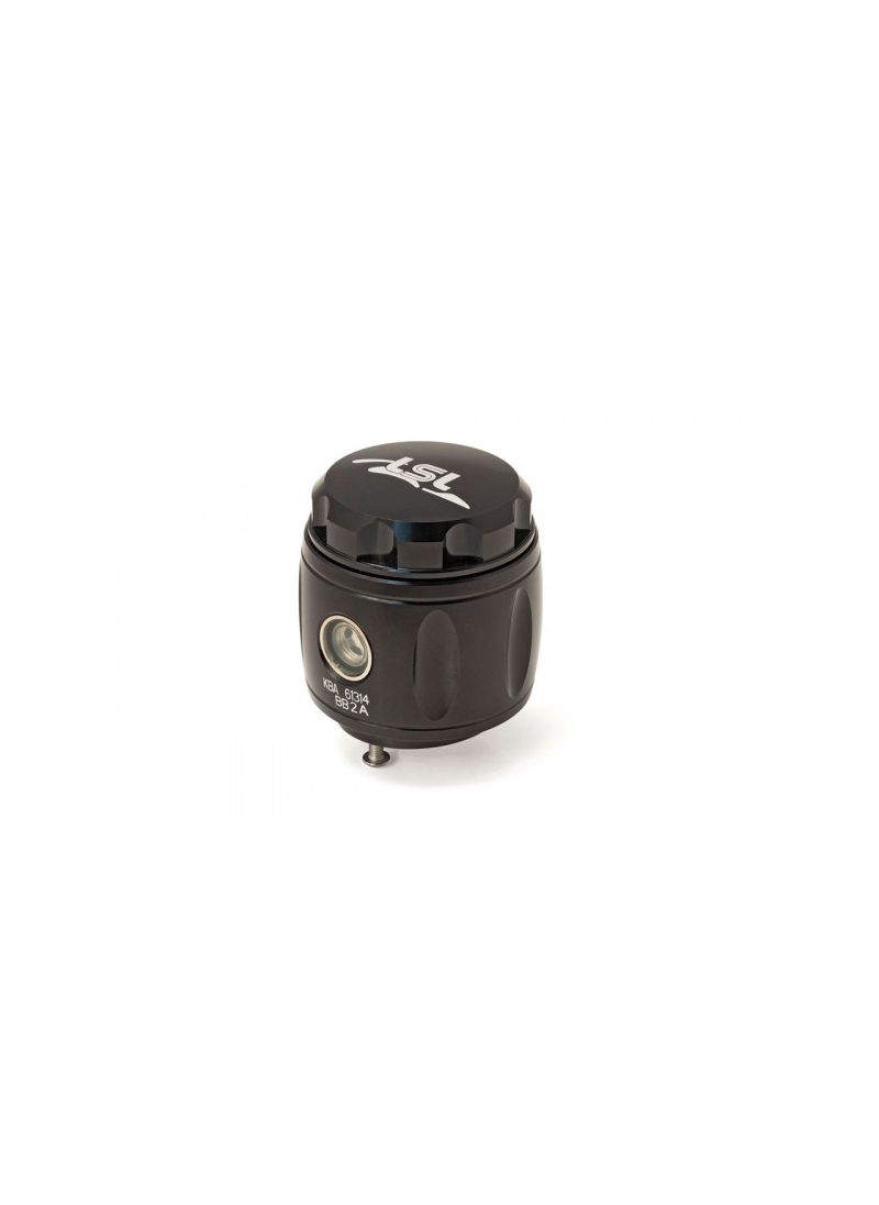 LSL Brake Box Fluid Reservoir BMW F700GS F800GS F800R F800GT without bleeder nipple, black