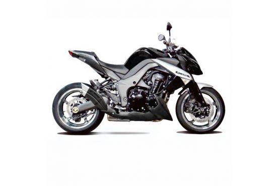 Used IXRace Z7 Black Exhaust Kit Kawasaki Z1000 Z1000SX 2010-2020