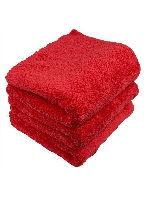 Chemical Guys - Happy Ending Edgeless Microfiber Towel Red
