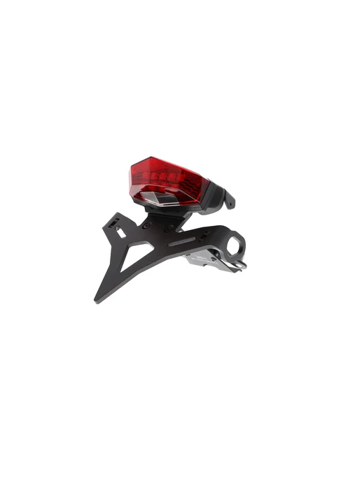 Yamaha MT-09 2013 - Onwards Tail Tidy with red taillight