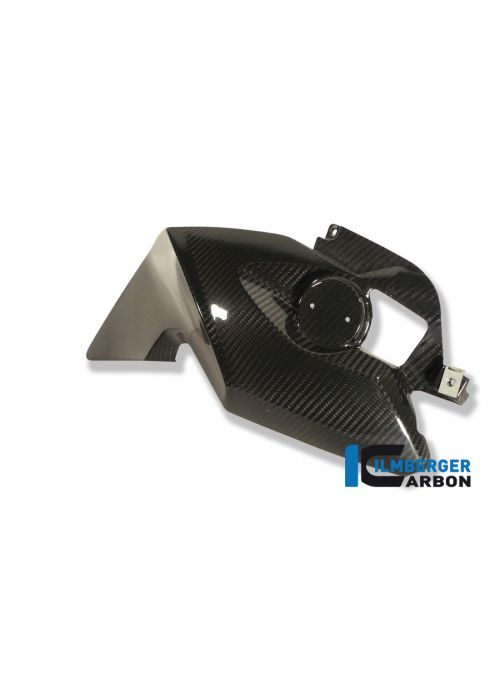 Tank side panel right carbon K1300R