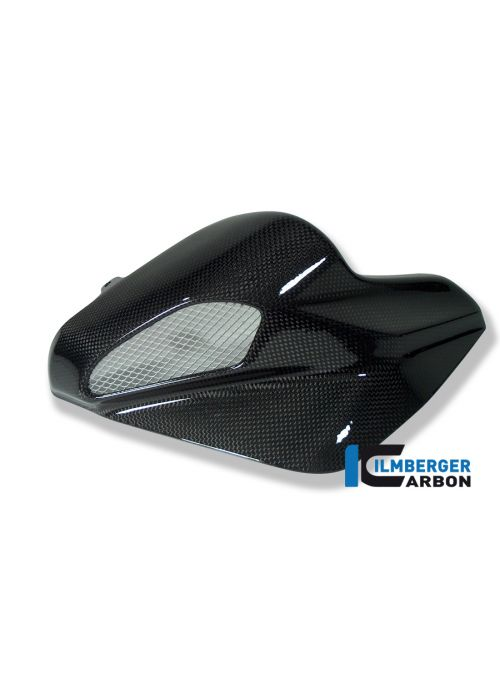 Airbox cover - left side - carbon