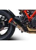 V3 Mini exhaust Austin Racing 200mm KTM SuperDuke 1290 2020+