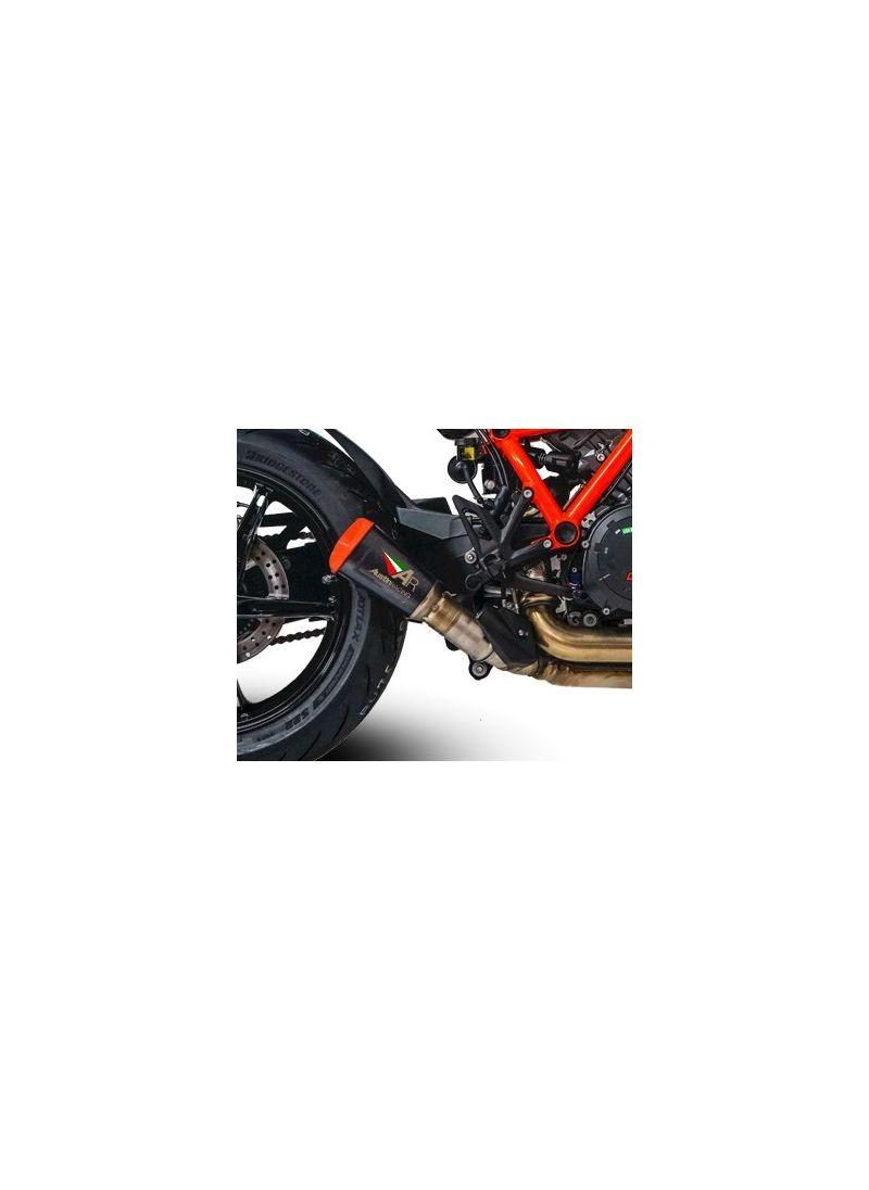 V3 Mini exhaust Austin Racing KTM SuperDuke 1290 2020+