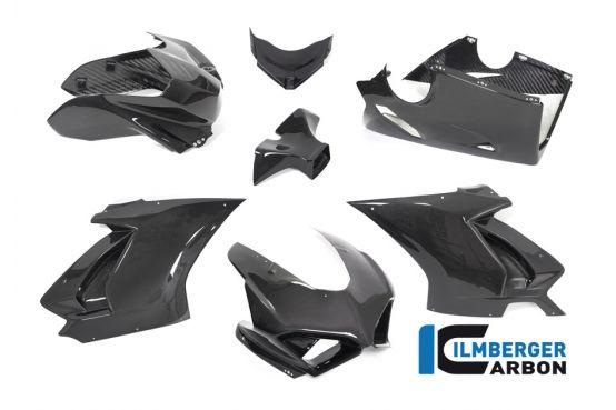 Fairing-kit Stocksport gloss carbon Panigale V4 Racing