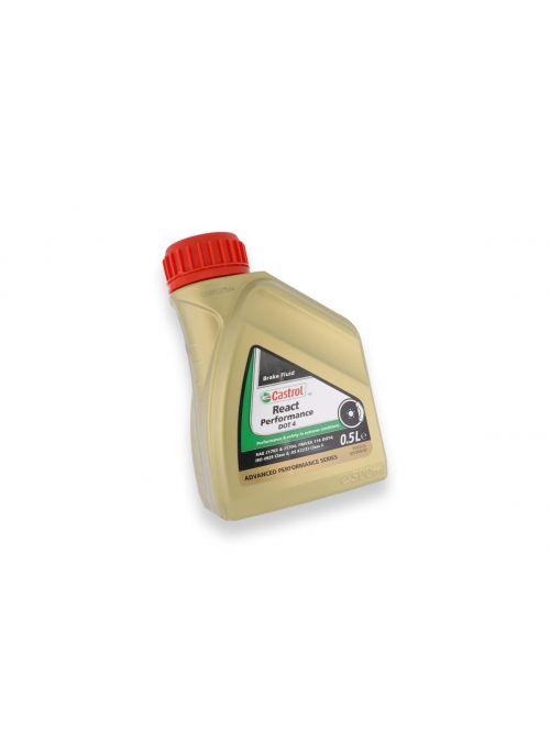 Castrol React DOT 4 brake fluid 500 ml