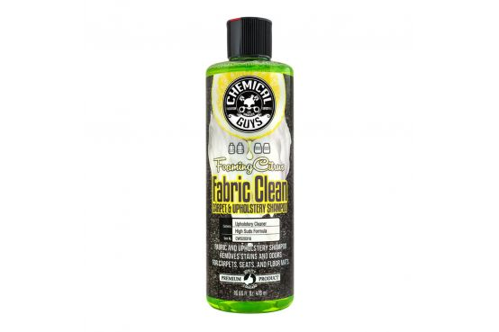 Chemical Guys - Fabric Clean Carpet and Upholstery Shampoo - 473ml