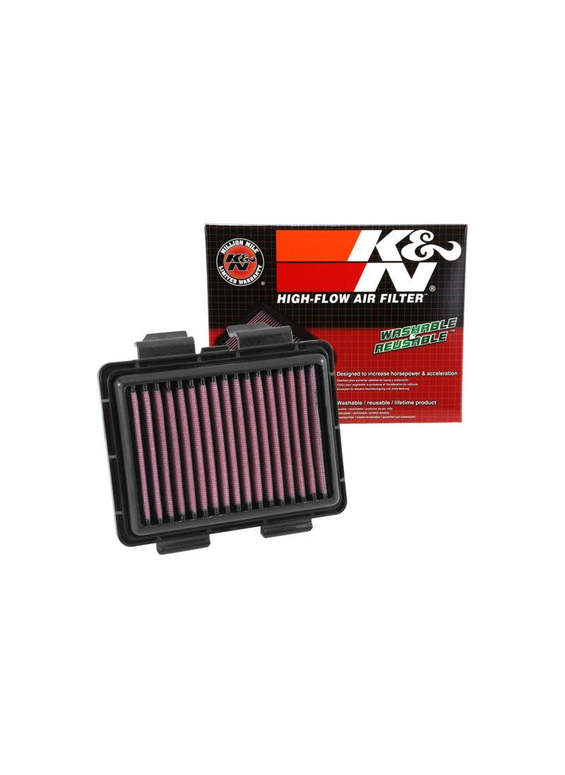 K&N High-Flow air filter Honda