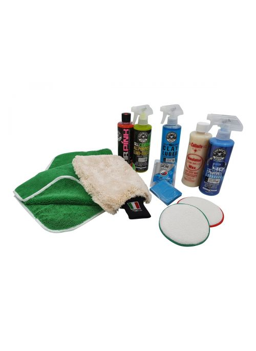 Motorcycle Detailing Base Pack