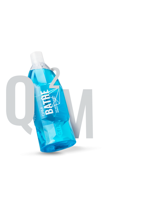 Gyeon - Q²M Bathe+ SiO2 shampoo - 400ml