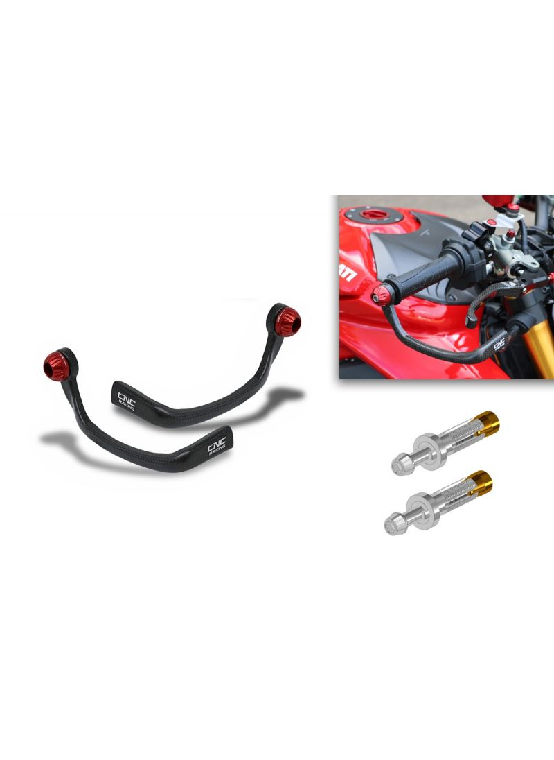 Carbon Lever Guards Discount Pack