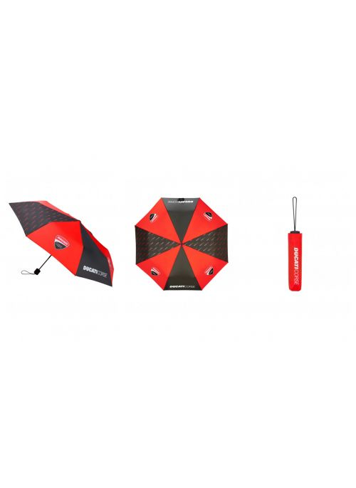 Foldable Umbrella - Ducati Corse (100% polyester)