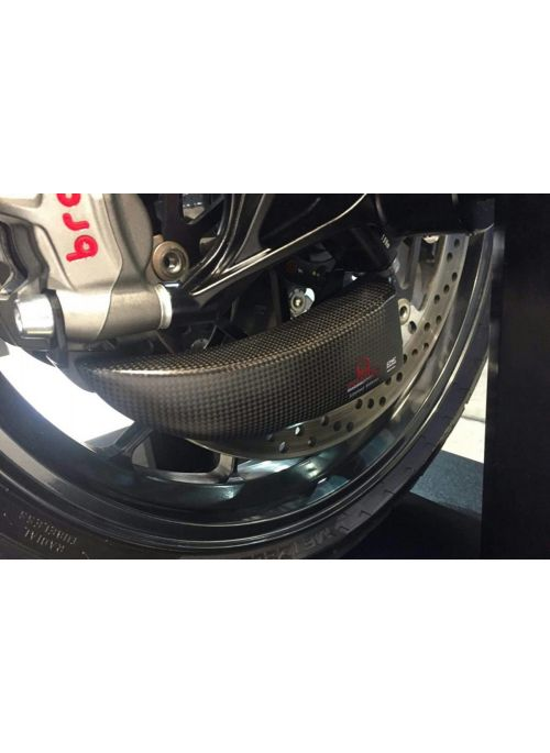 Front Brake Cooling Kit GP DUCTS Limited Edition