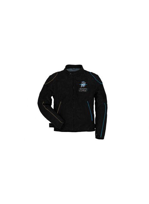 Leather Jacket MV Agusta Reparto Corse