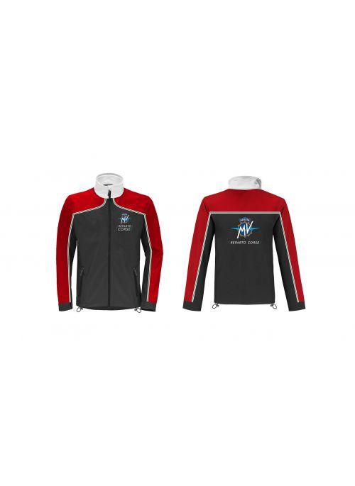 Softshell Jacket MV Agusta Reparto Corse