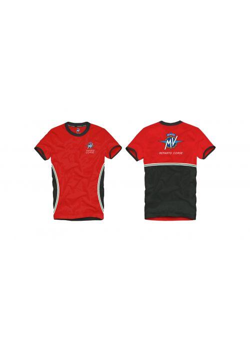 T-shirt MV Agusta Reparto Corse