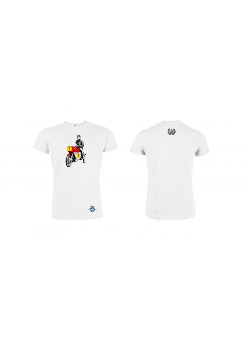 Vintage T-shirt MV Agusta