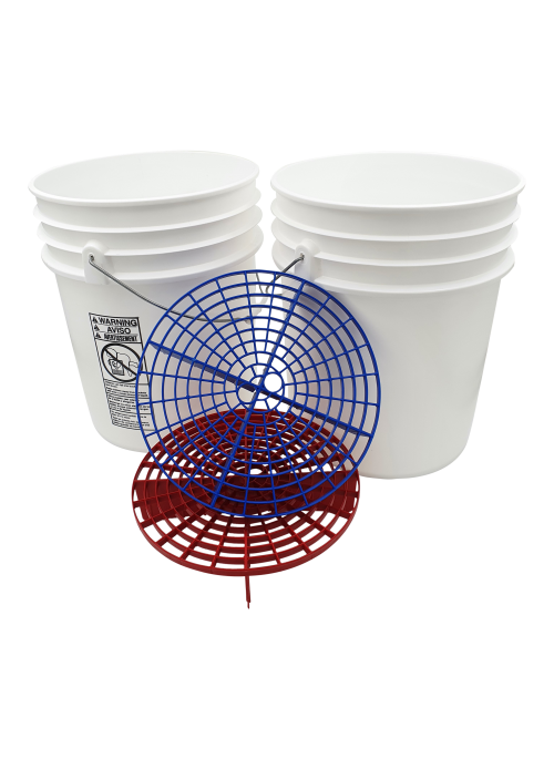 Two bucket method discount pack