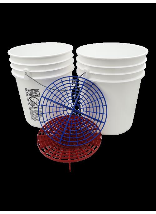 Two bucket method discount pack