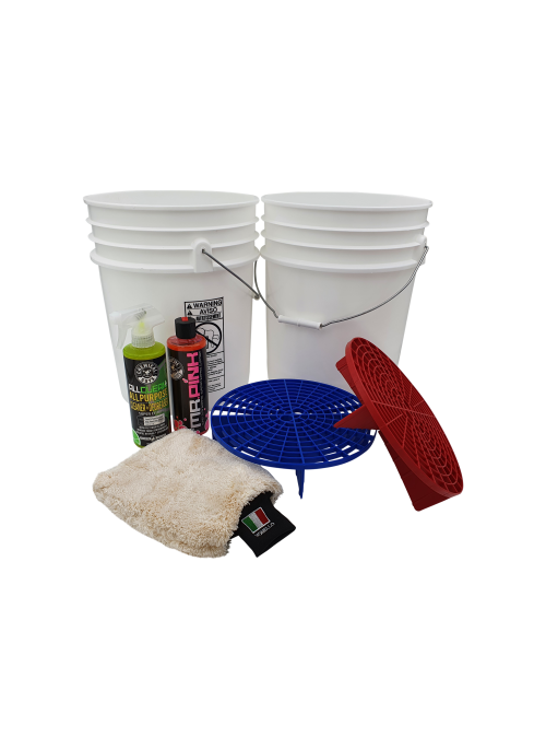 Two bucket Wash discount pack