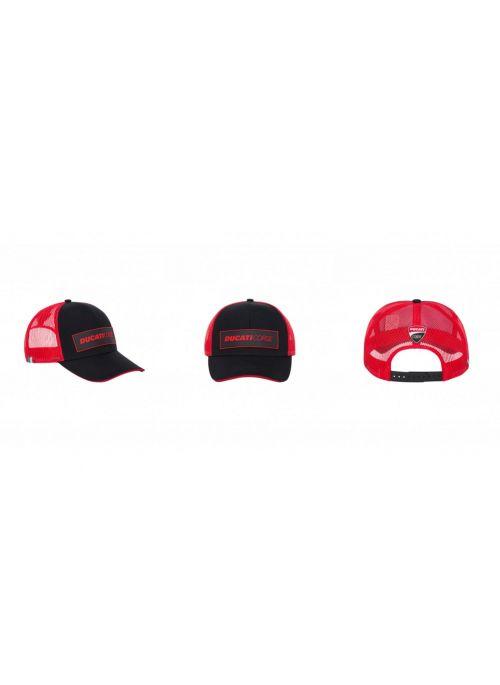 Ducati Corse Trucker Baseball Cap