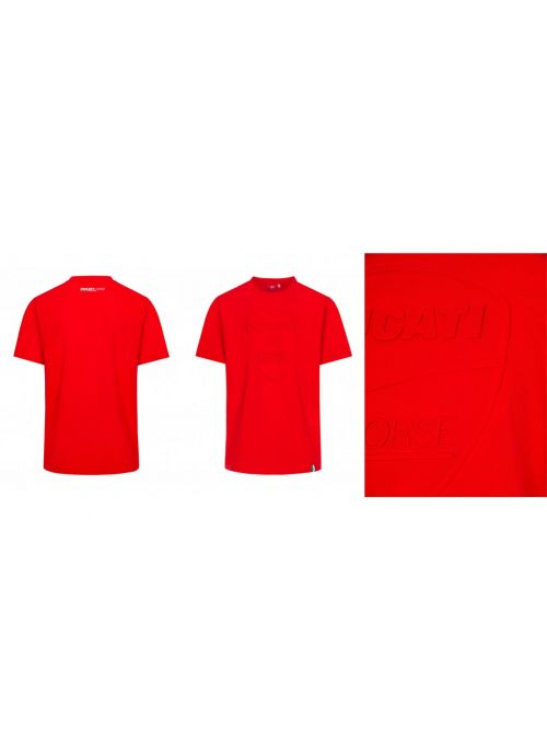Ducati Corse Red T-Shirt