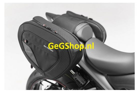 SW-Motech BLAZE Panniers Set - Suzuki GSX-S1000 GSX-S1000F 2015+