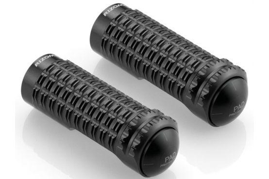 Rizoma Footrest kit B-Pro black