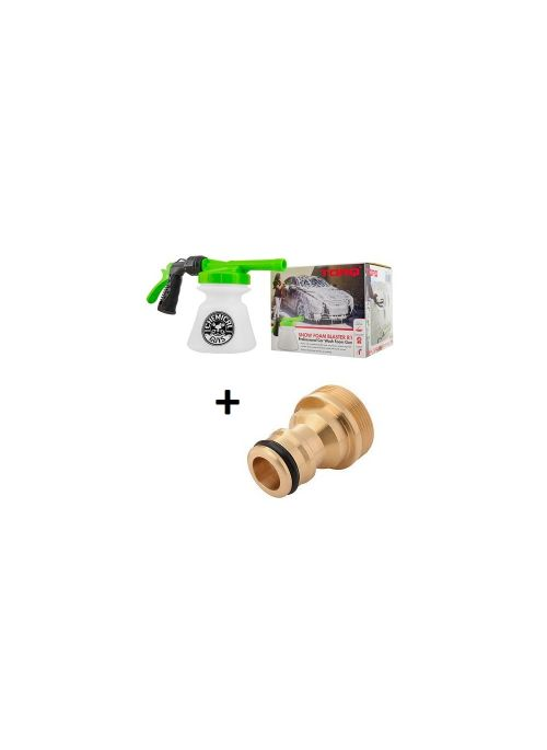 Chemical Guys - Foam Blaster Torq R1 incl Adapter