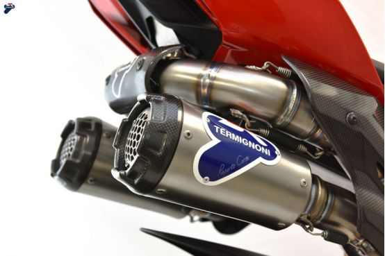 Termignoni RHT Full Exhaust System Ducati Panigale V4 2018+
