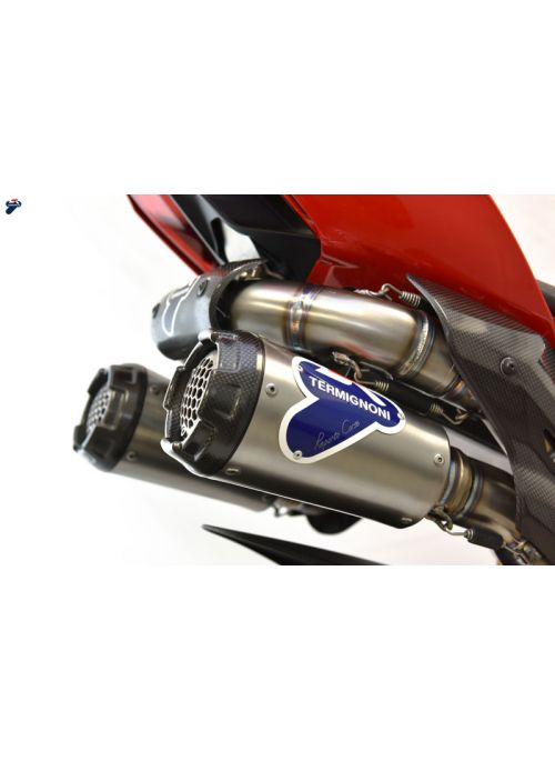 Termignoni RHT volledig uitlaatsysteem Ducati Panigale V4 2018+