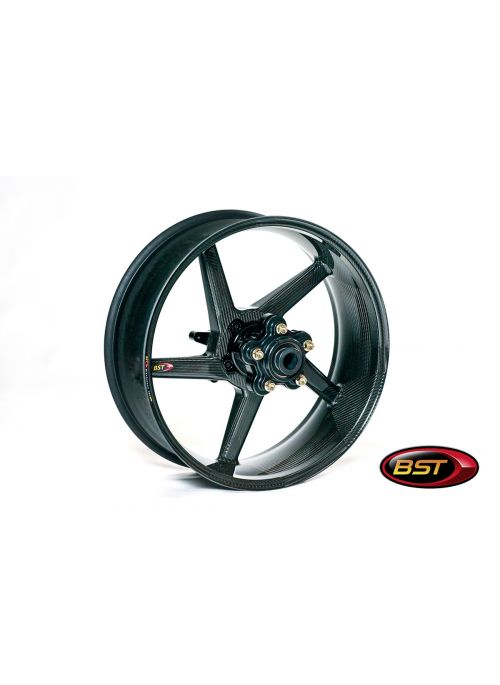 BST Rear Rim Carbon Black Diamond Aprilia Falco 2000-2006