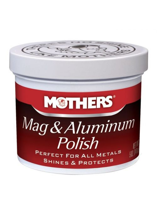 Mothers Wax - Mag & Alu Polish - 140 gram