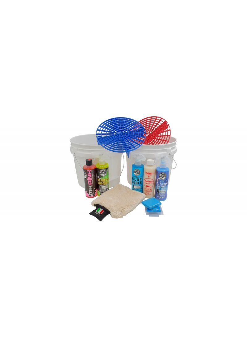 Complete Wash and Detail discount pack