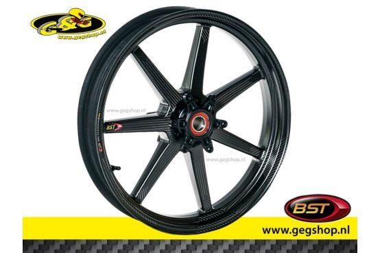 "BST Carbon Front Rim Black Mamba 3,5 x 17"" BMW S1000R/RR 2010 t/m 2017"