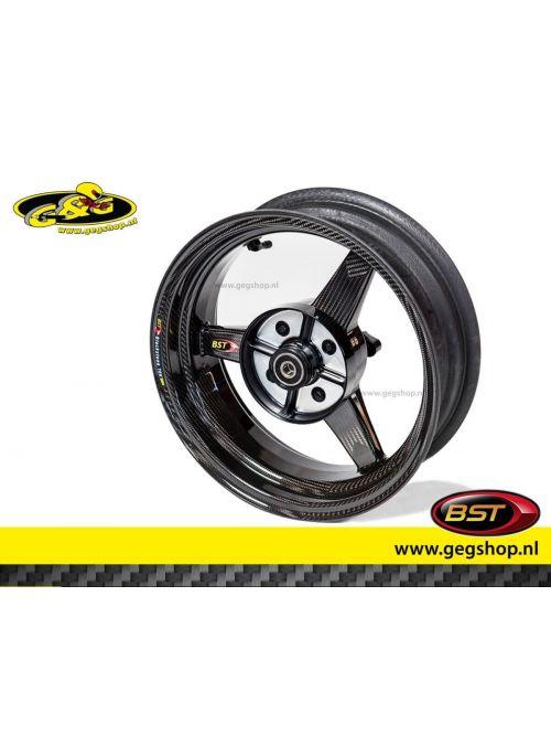 "BST Carbon Front/Rear Rim Tripple Tek 3,5 x 12"" Honda Grom 125"