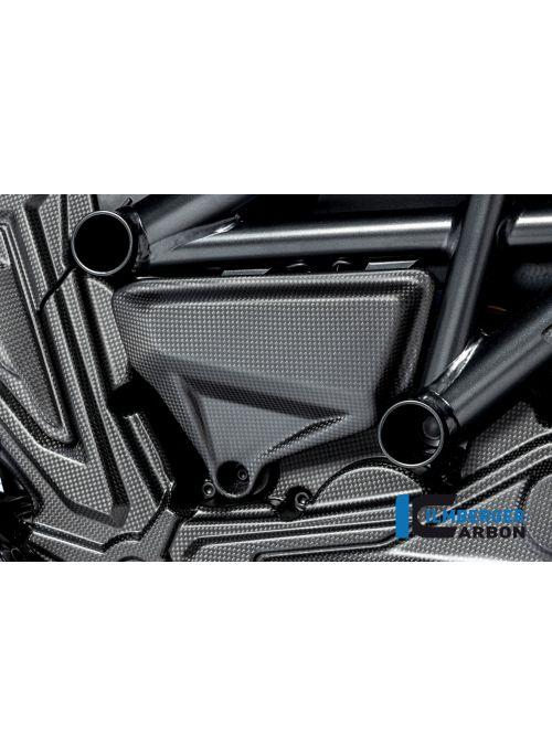 Cover under the frame right matt Ducati Diavel 1260 2019+