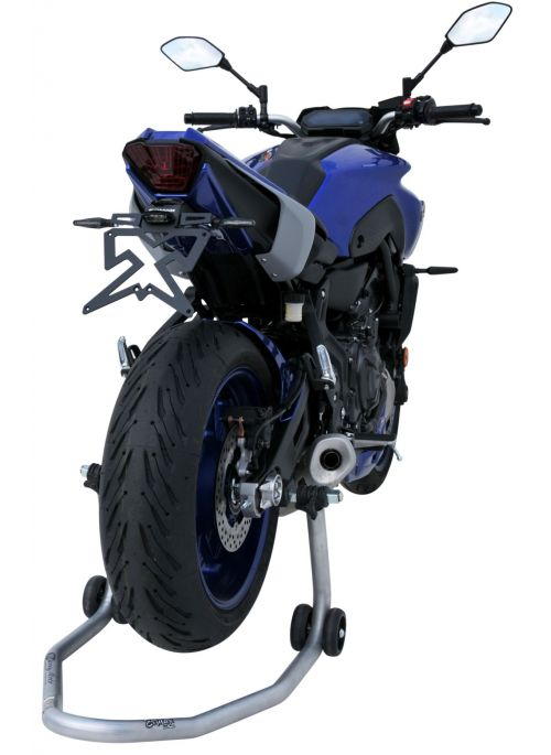 Ermax undertail license plate support Yamaha MT-07 MT07 2021+