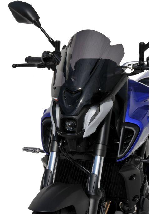 Ermax Windshield (incl. installation kit) 36,5cm Yamaha MT-07 MT07 2021+