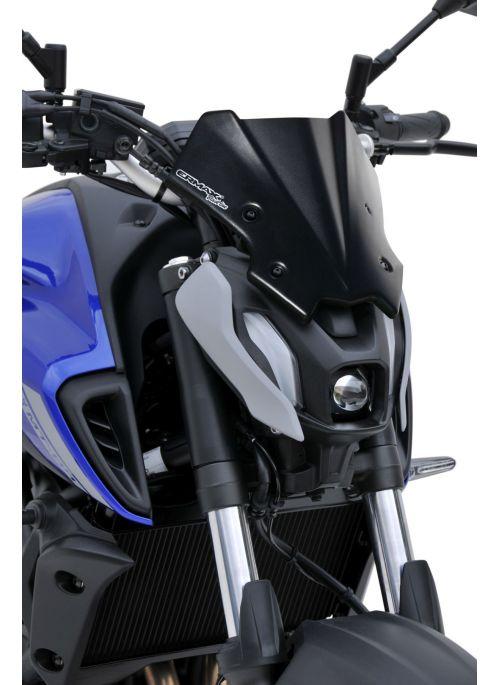 Ermax Sport flyscreen windshield 25cm (incl. installation kit) MT-07 MT07 2021+