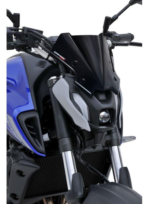 Ermax Hypersport wind screen 22cm Yamaha MT-07 MT07 2021+