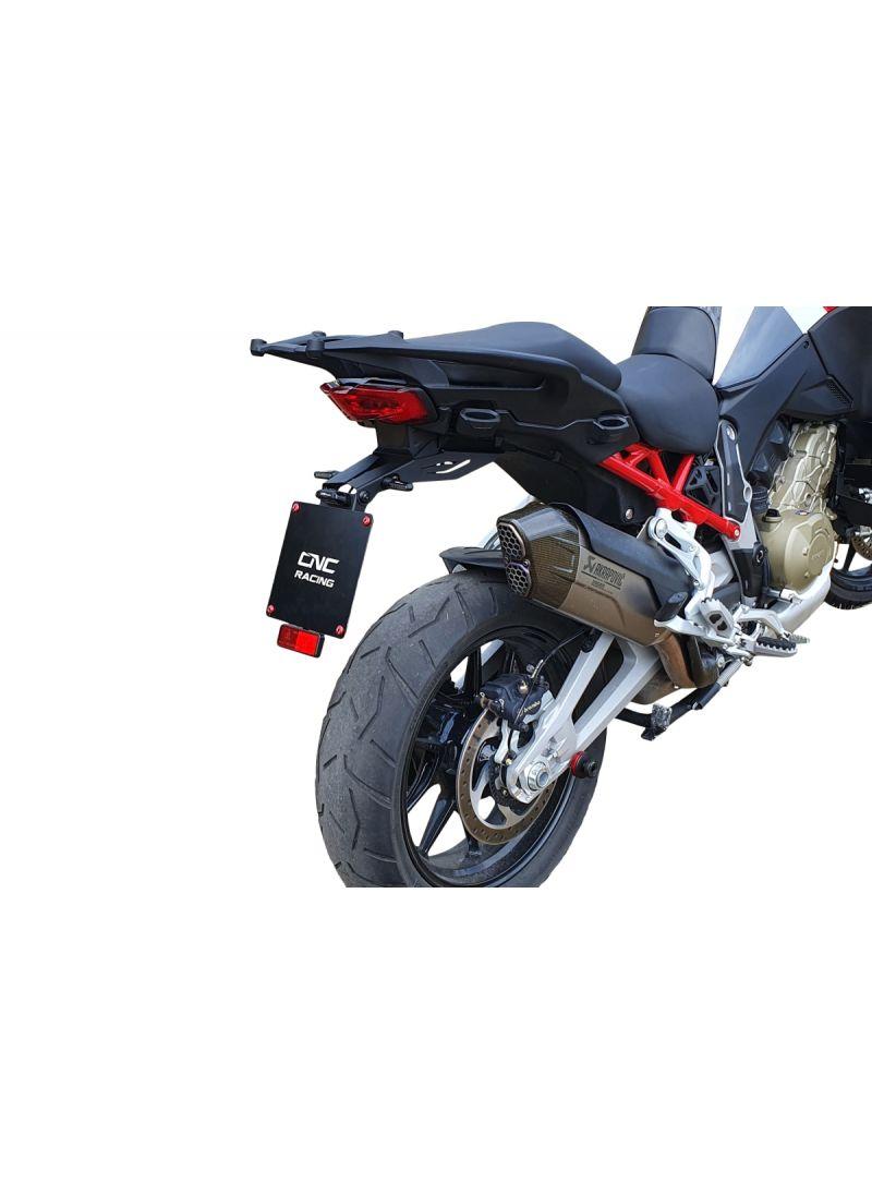 Adjustable licenseplateholder Multistrada V4