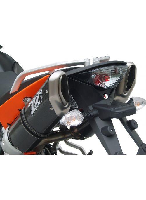 Zard Penta Carbon exhaust kit KTM SM950 / SM990