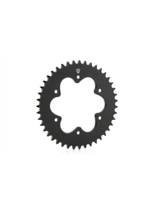 Rear sprocket 43 tooth for 525 chain - specifically for CNC Racing quick-change sprocket carrier
