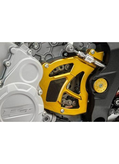 CNC Racing voortandwielcover