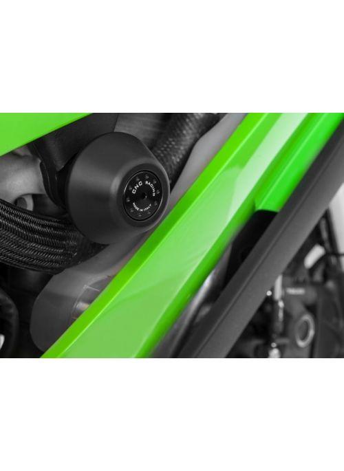CNC Racing crash pad kit Kawasaki ZX10R 2011-